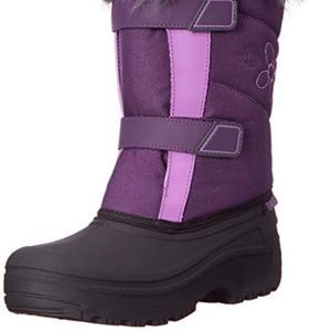 Tundra Hudson Winter Boot Unisex, Purple,